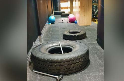 Advanced Functional Training Area